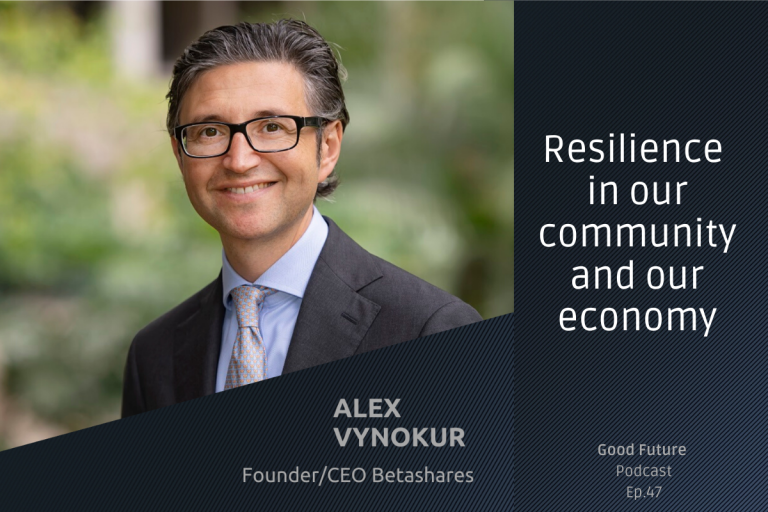 #48 Alex Vynokur: Making sustainable investing accessible to everybody, through ETFs